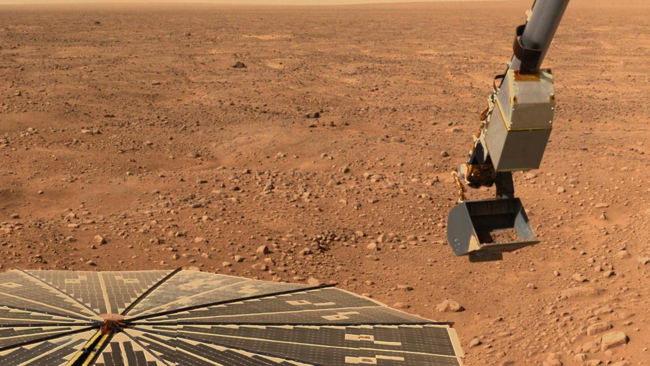 China planeja lançar sonda para Marte em julho