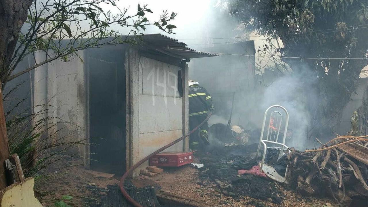 Crianças morrem durante incêndio em uma residência em Paraty