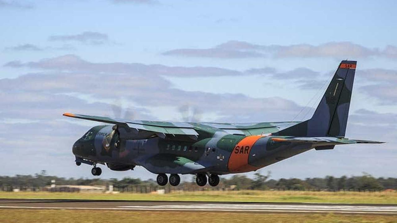 FAB usa duas aeronaves no combate a incêndios na Amazônia
