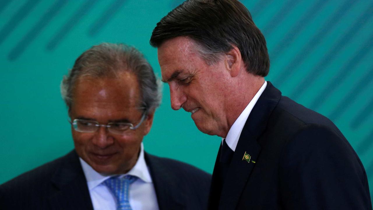 Bolsonaro afirma que Guedes é mais do que ministro