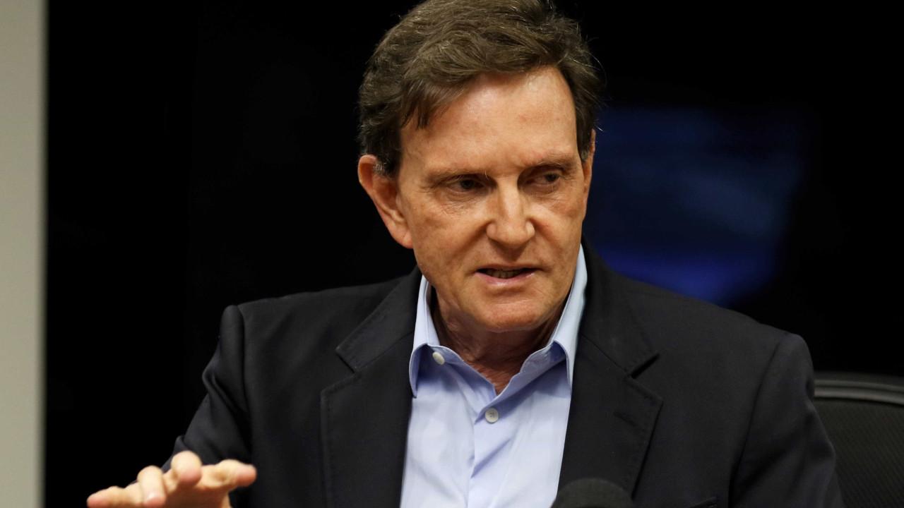 Crivella anuncia boicote da Prefeitura do Rio ao jornal O Globo