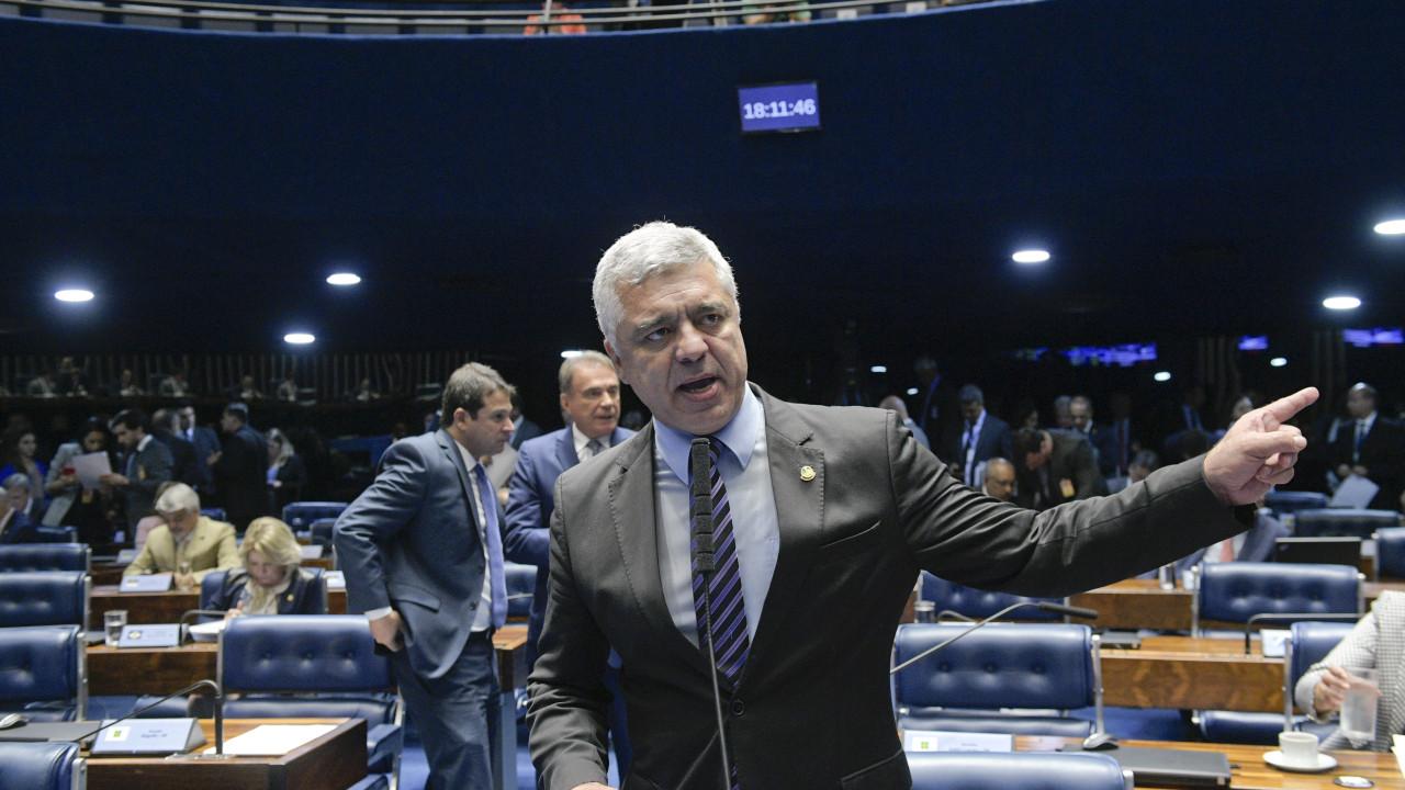 Major Olimpio pede prisão de Lula por declarações a militantes