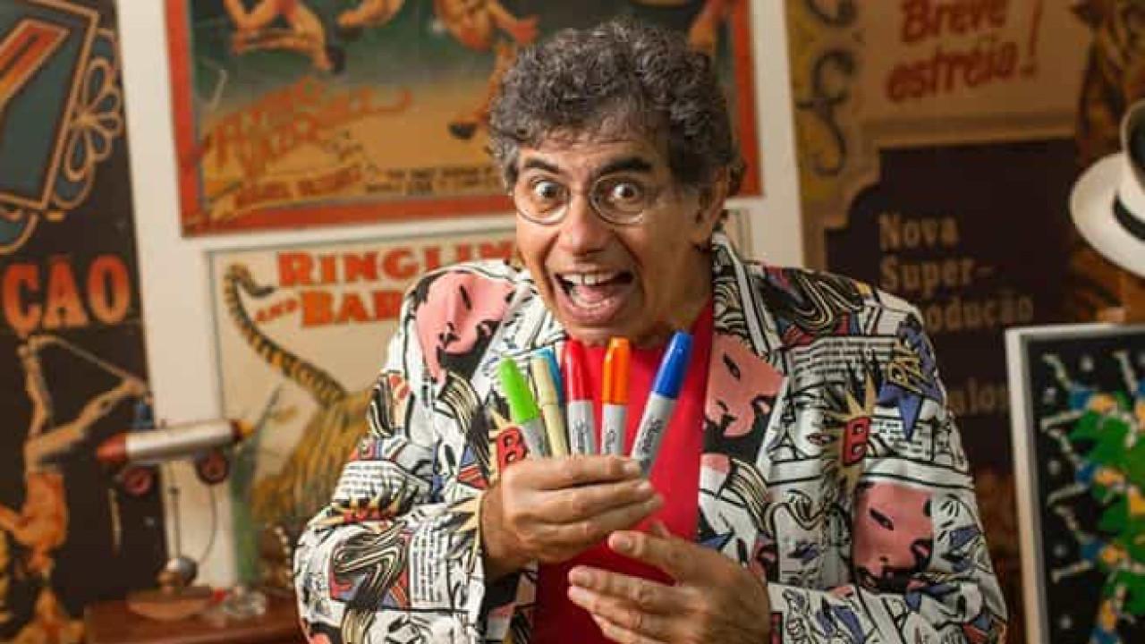 Morre o artista Daniel Azulay, vítima do coronavírus