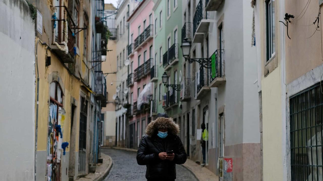 Portugal registra 6.923 casos e 252 mortes por Covid-19 em apenas 24h