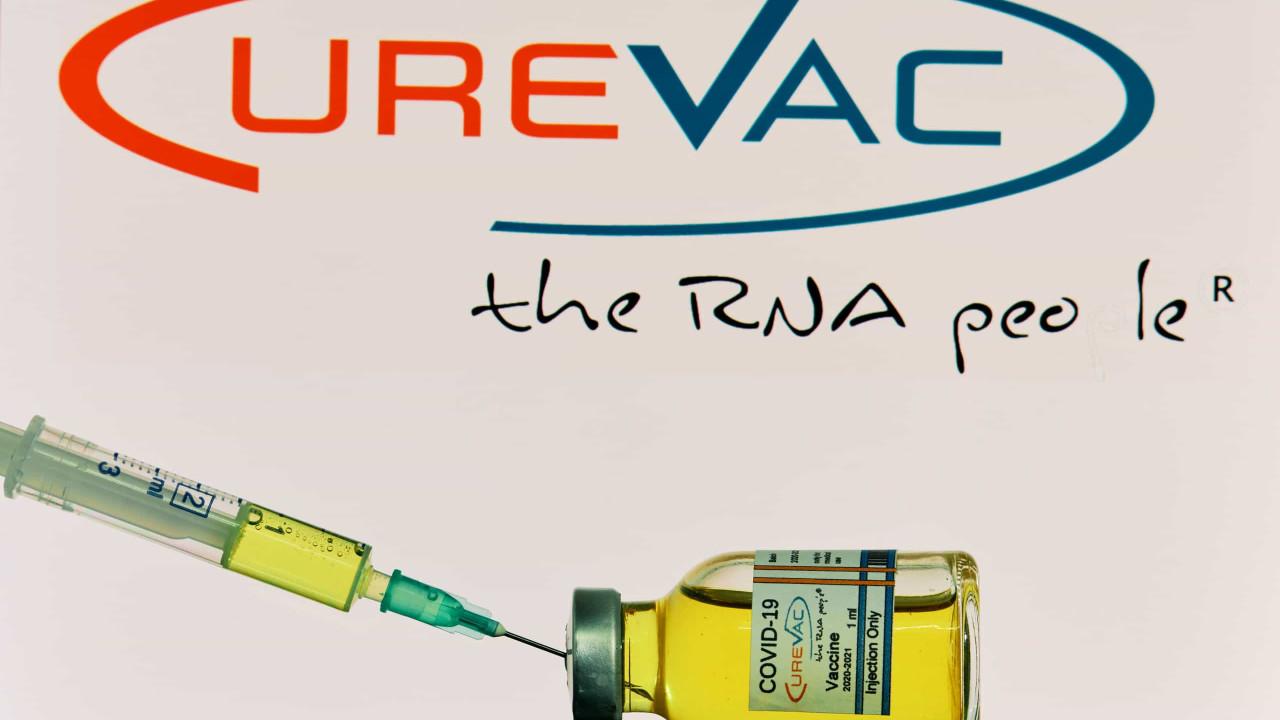 OMS: resultado da eficácia da Curevac foi desapontador, por não chegar a 50%