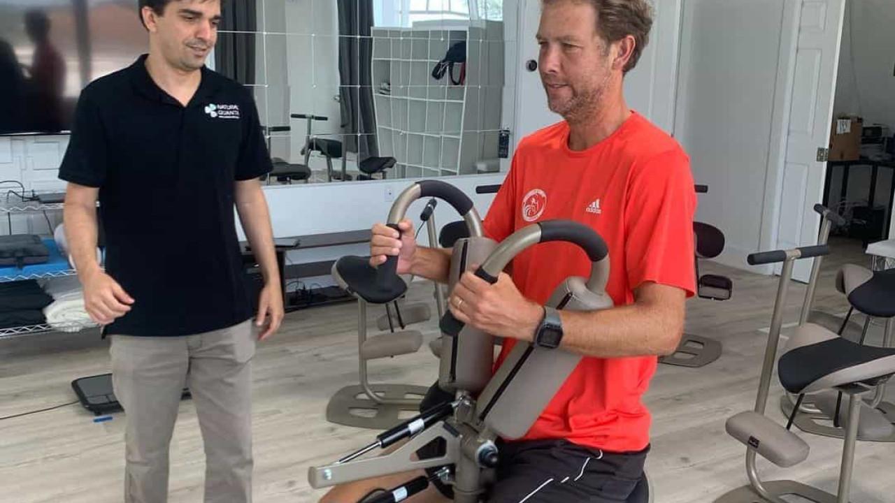 Capitão do Brasil, Jaime Oncins mostra satisfação com renovação da Copa Davis