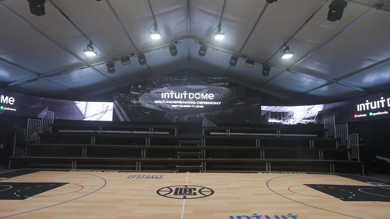 Por 'independência' em Los Angeles, Clippers revela parceria e nome de nova arena