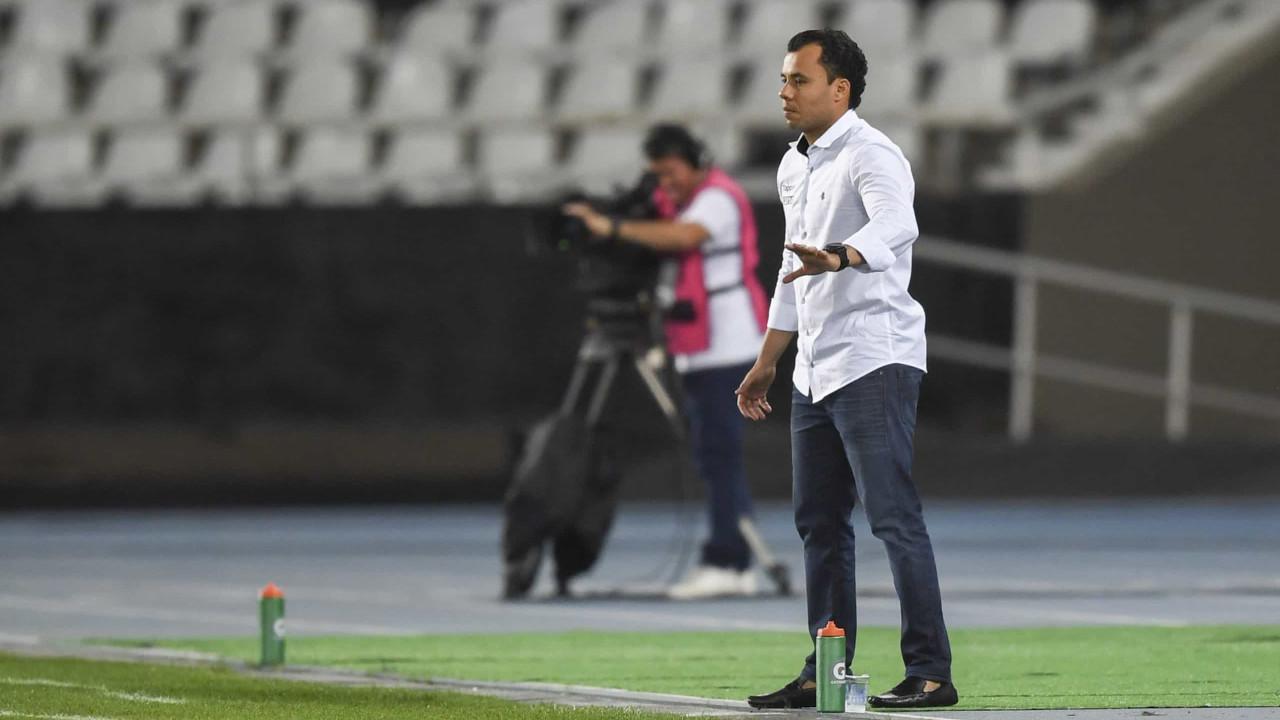 Jair Ventura é oficializado como o novo técnico do Juventude