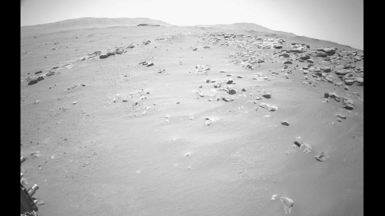 NASA compartilha vídeo que mostra como é 'passear' em Marte