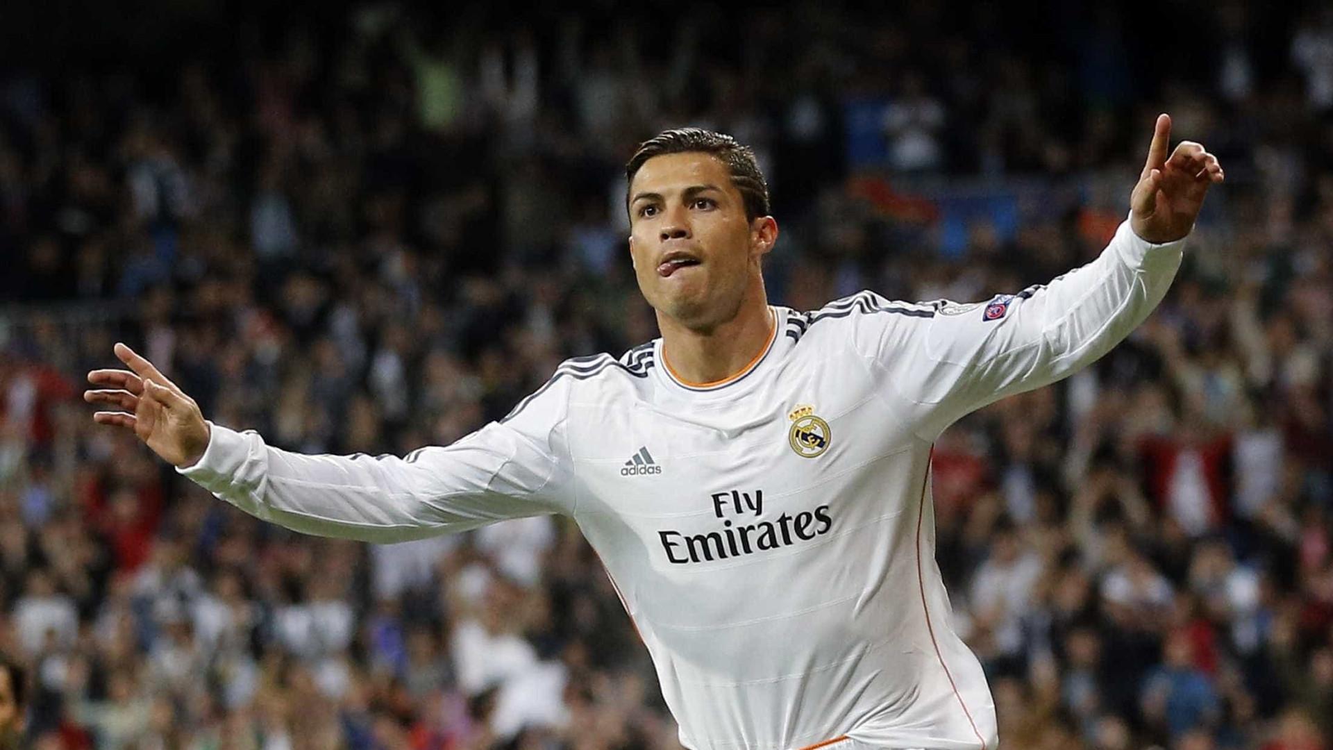 CR7 está entre os três candidatos a melhor jogador da Europa
