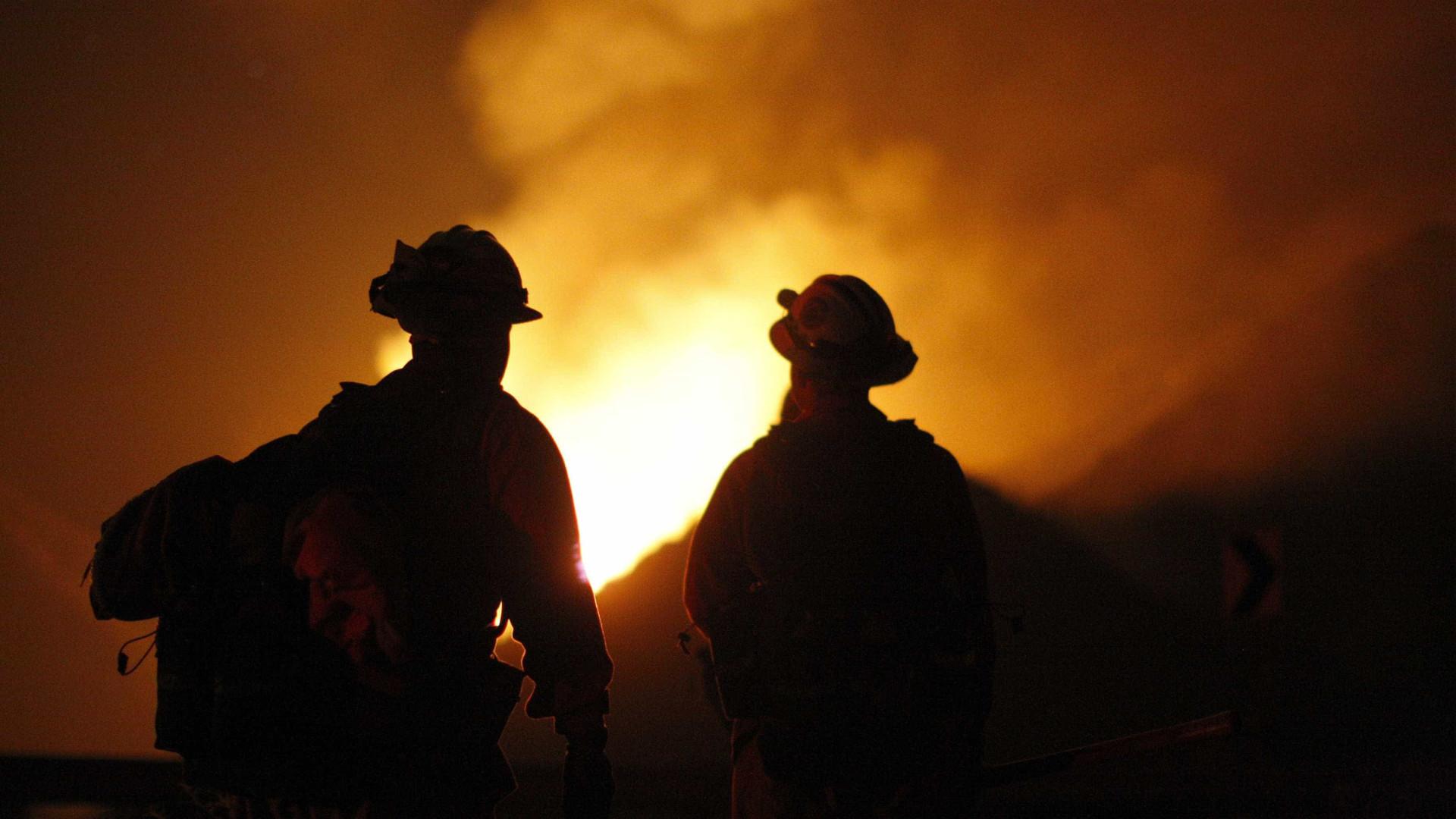 Menores são apreendidos por incendiar escola no RS