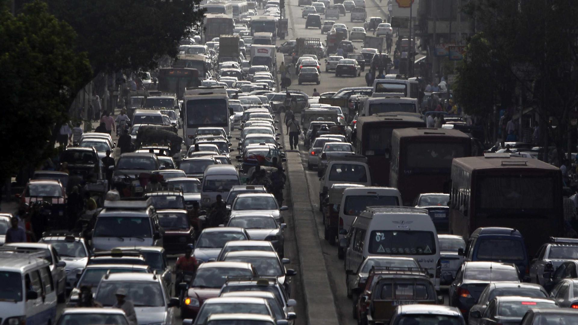Trânsito diminui nas estradas de São Paulo