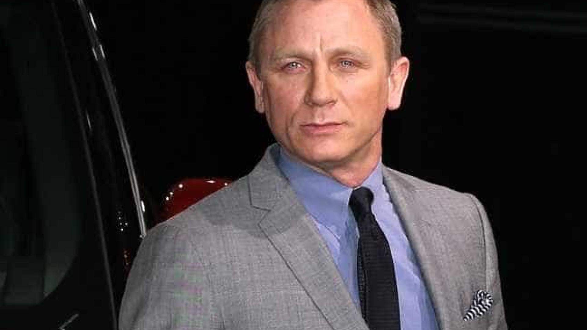 Daniel Craig se acha muito velho para interpretar James Bond