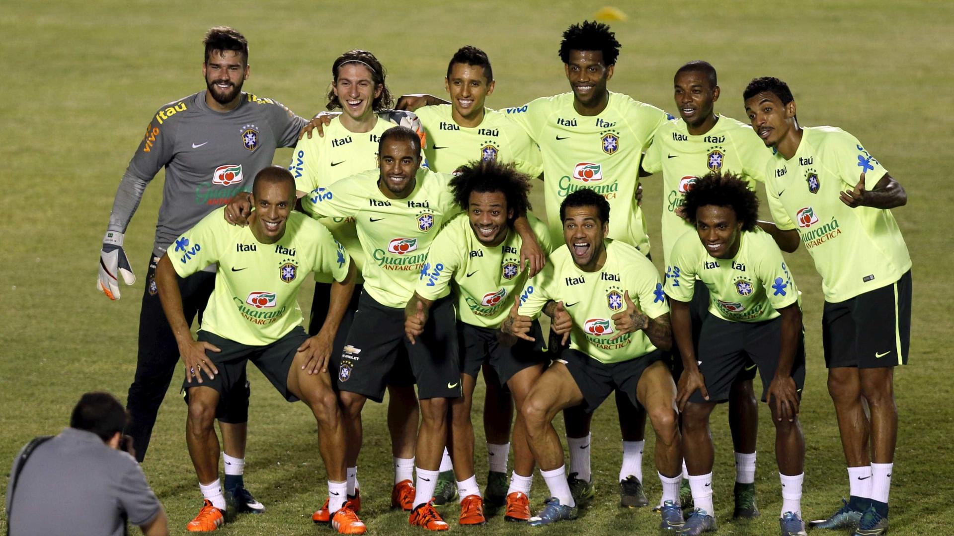 Seleção brasileira contrata humorista para voltar a vencer