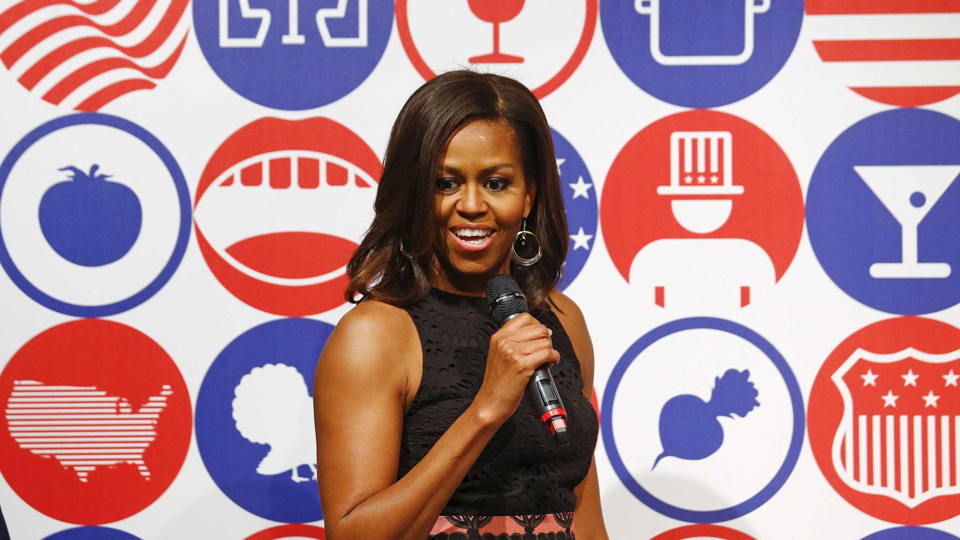 Você sabe quais são os artistas preferidos de Michelle Obama?