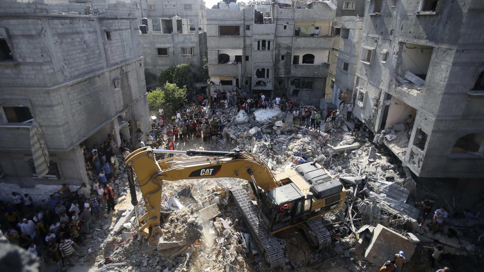 Netanyahu alerta para continuação da ofensiva militar a Gaza