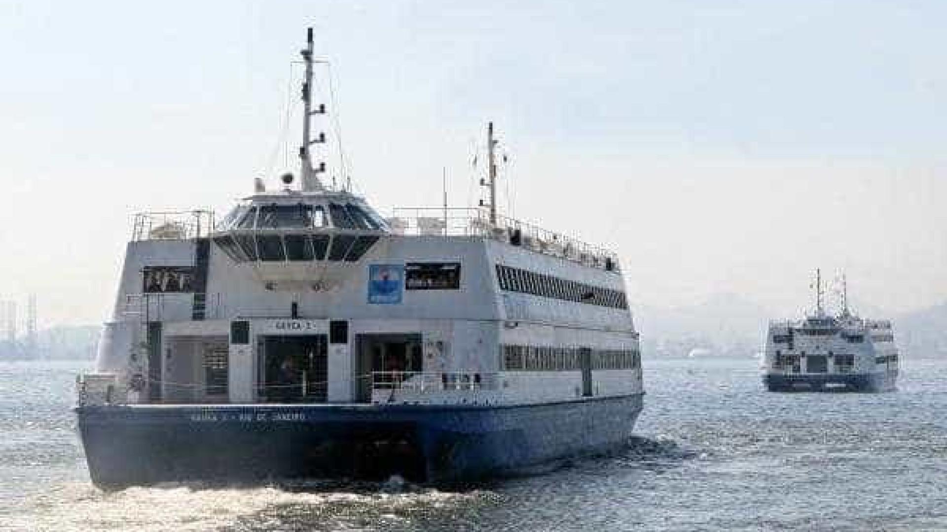 CCR devolve concessão de barcas no Rio de Janeiro