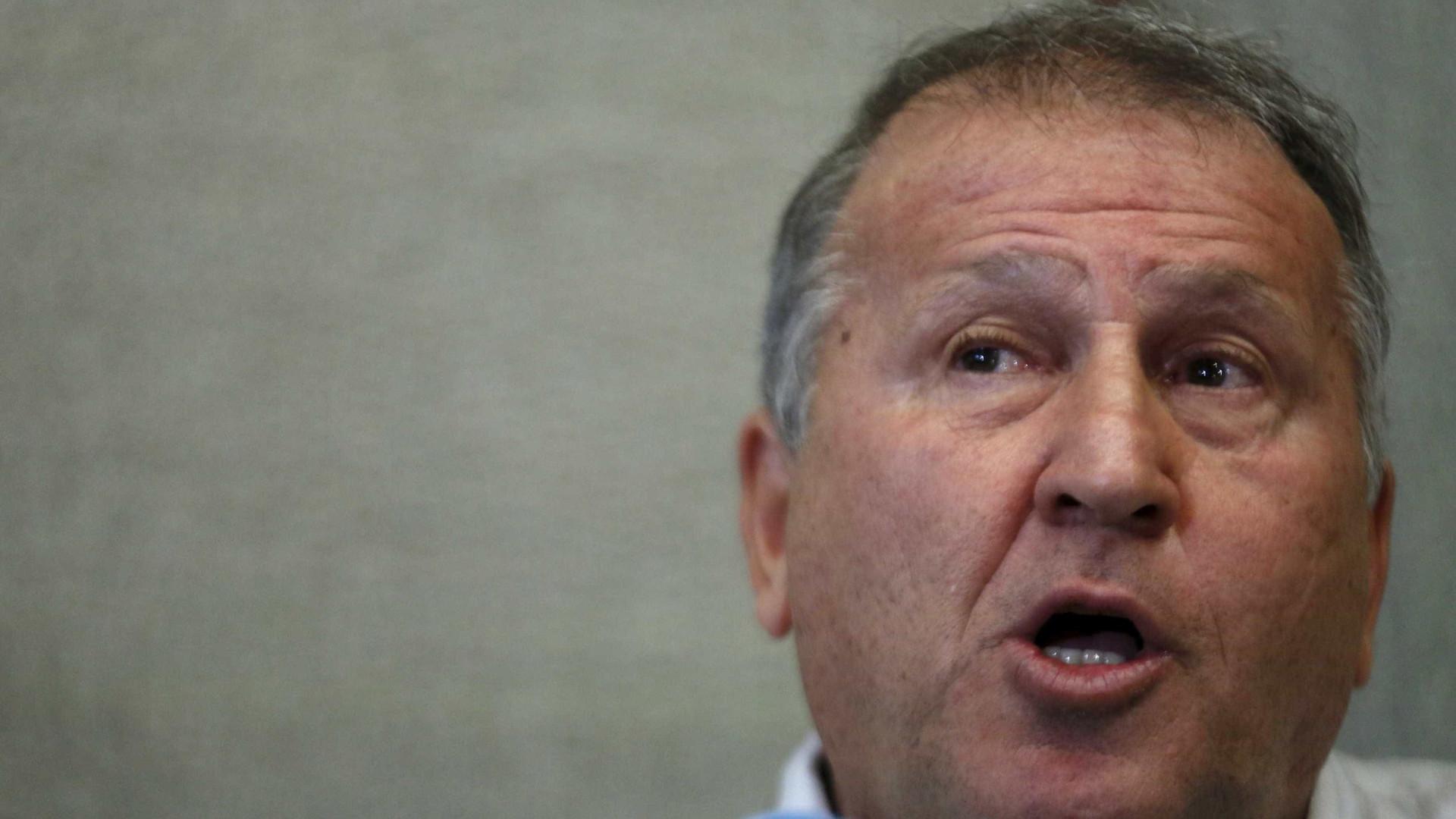 Zico quer apoio de Portugal para chegar à presidência da FIFA