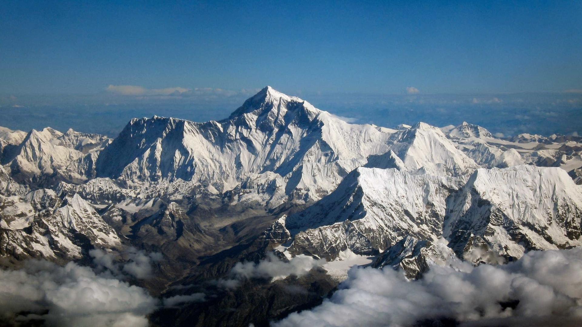 Ninguém conseguirá escalar o monte Everest em 2015