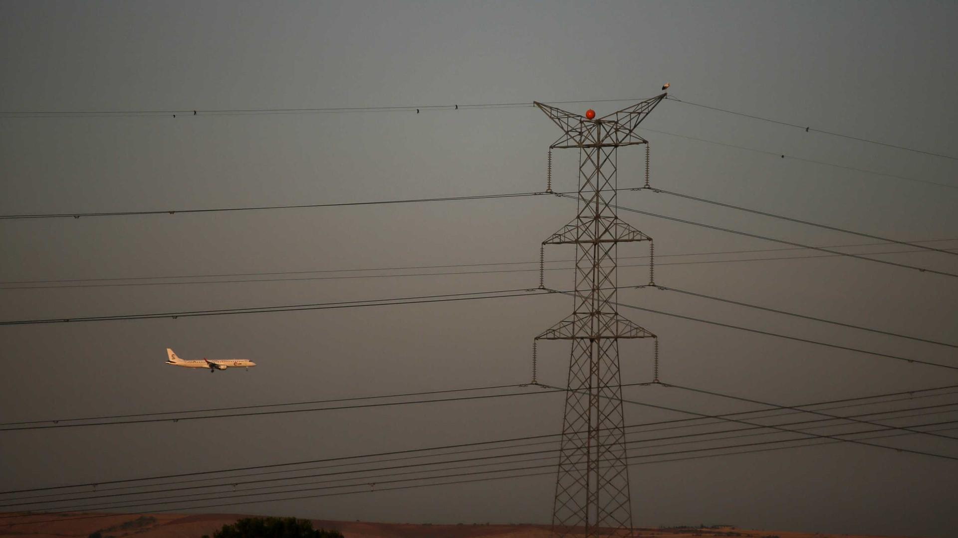 Consumo de energia elétrica permanece estável em agosto