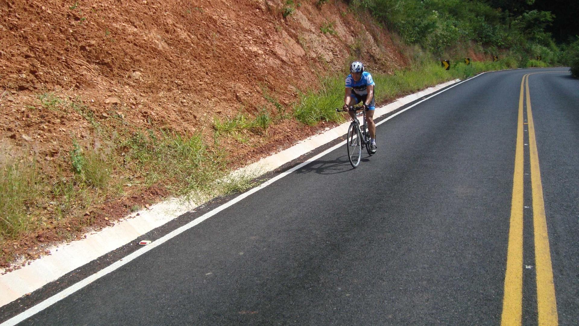 51 ciclistas morreram nas estradas do Paraná desde 2014