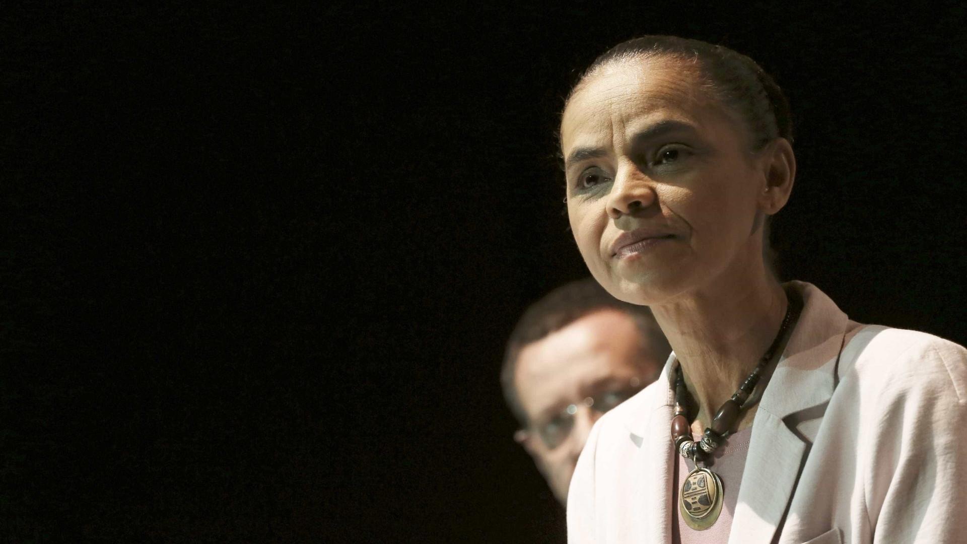 Em NY, Marina Silva critica forma de fazer política no Brasil
