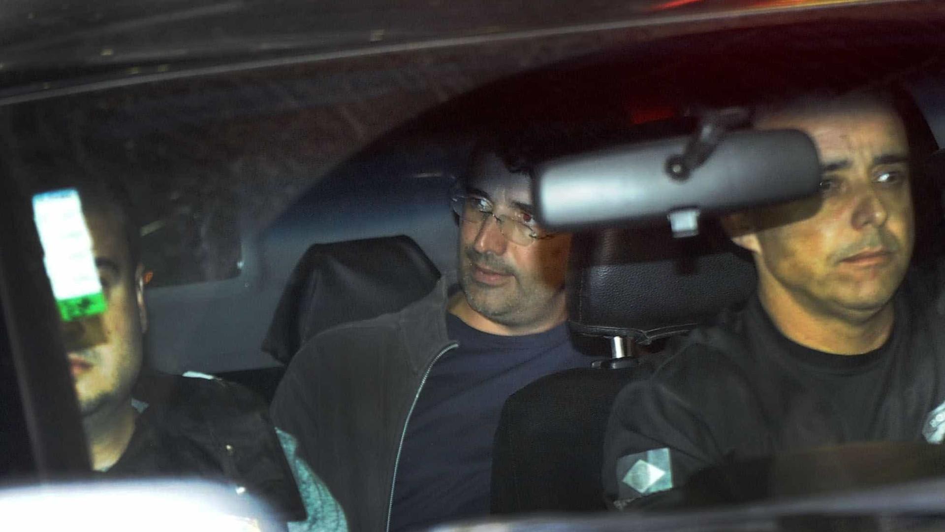STF mantém prisão de banqueiro André Esteves