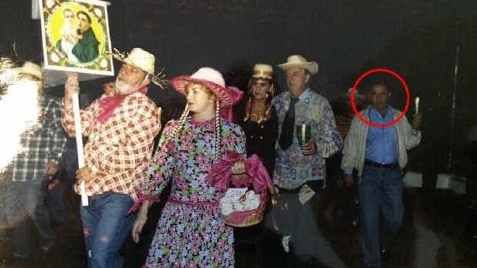Polícia Federal encontra foto de Lula com Bumlai