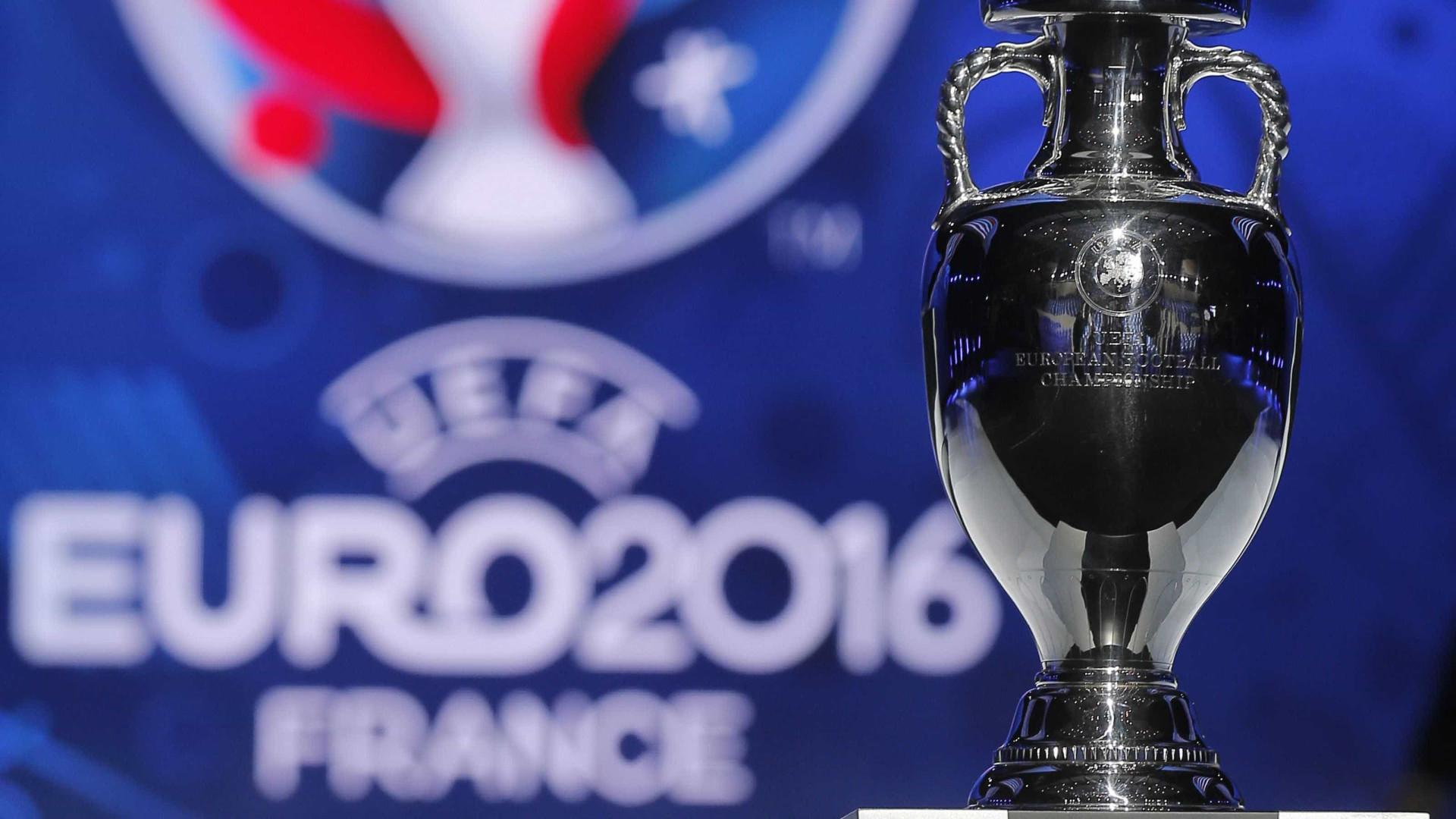França e Romênia abrem Eurocopa 2016 e Itália cai no grupo da Bélgica