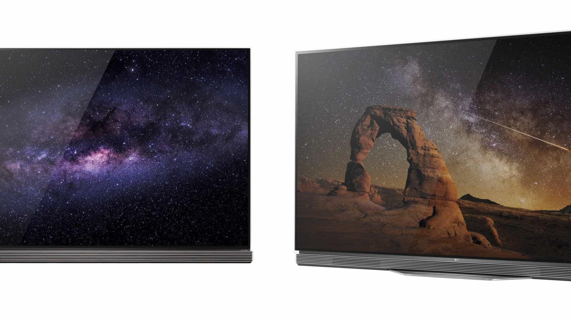 LG apresenta novas televisões 4K OLED