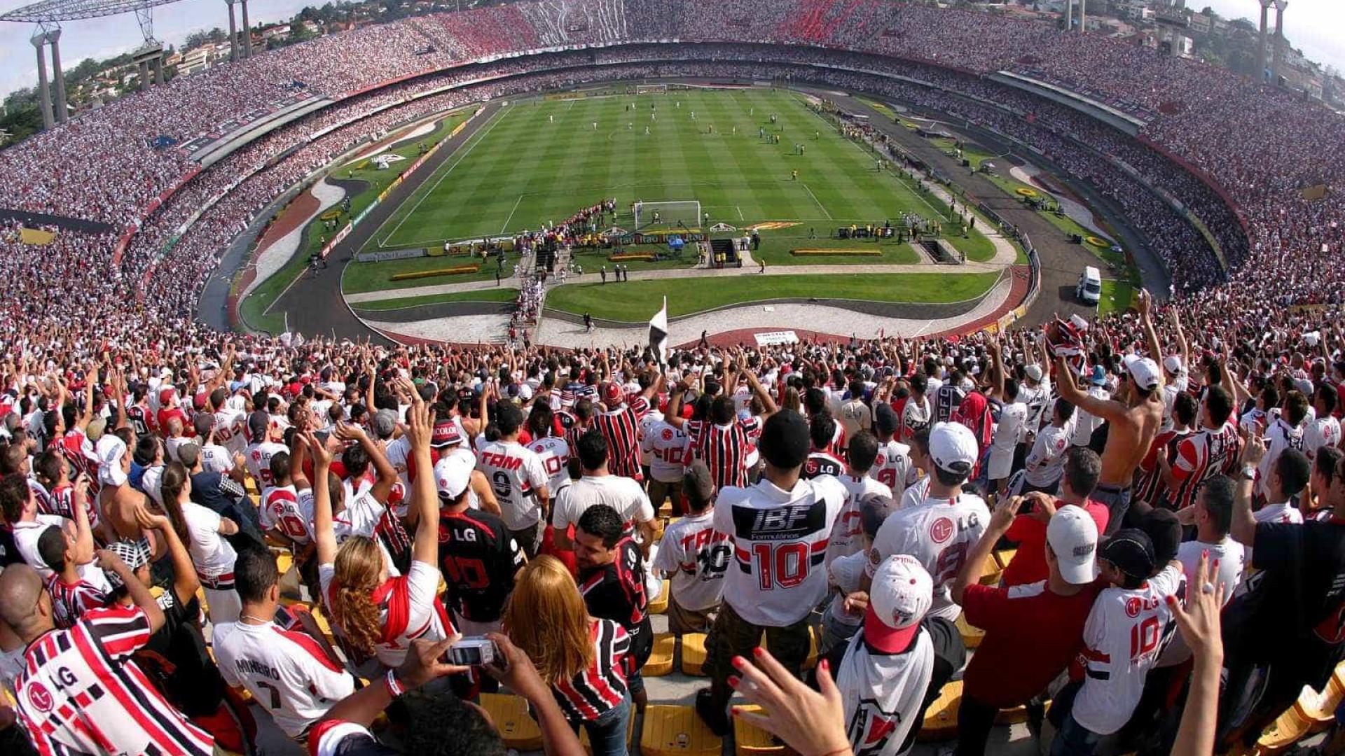 São Paulo anuncia novo patrocinador para próxima temporada