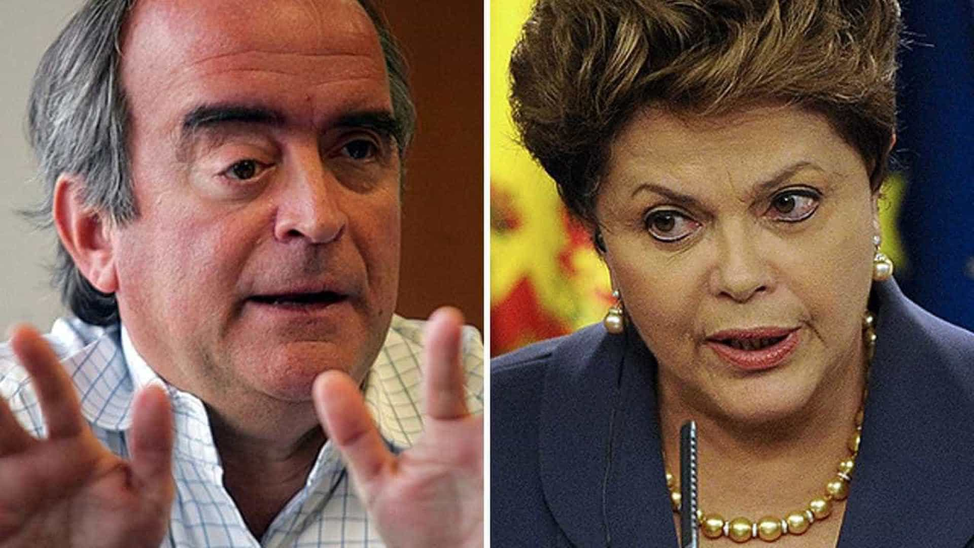 Cerveró cita Dilma e Planalto acredita que  pode influenciar impeachment
