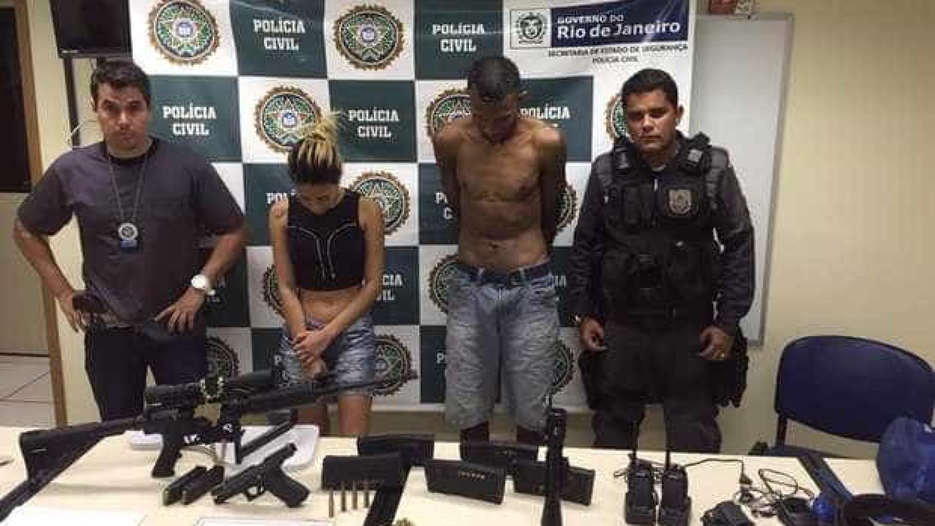 Acusado de matar casal na Amendoeira, em São Gonçalo, é preso