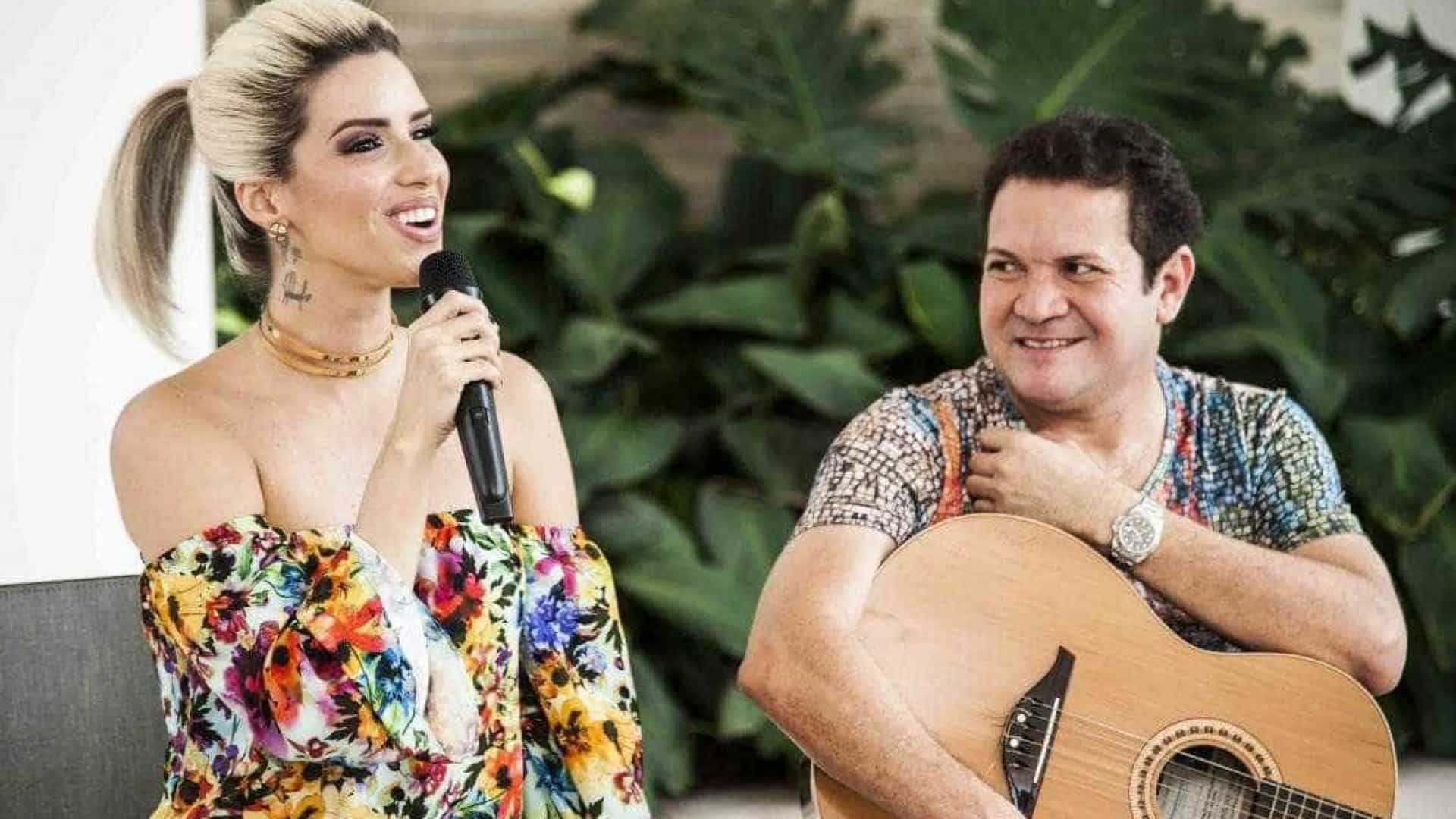 Thábata Mendes deixa o XCalypso após briga com Ximbinha