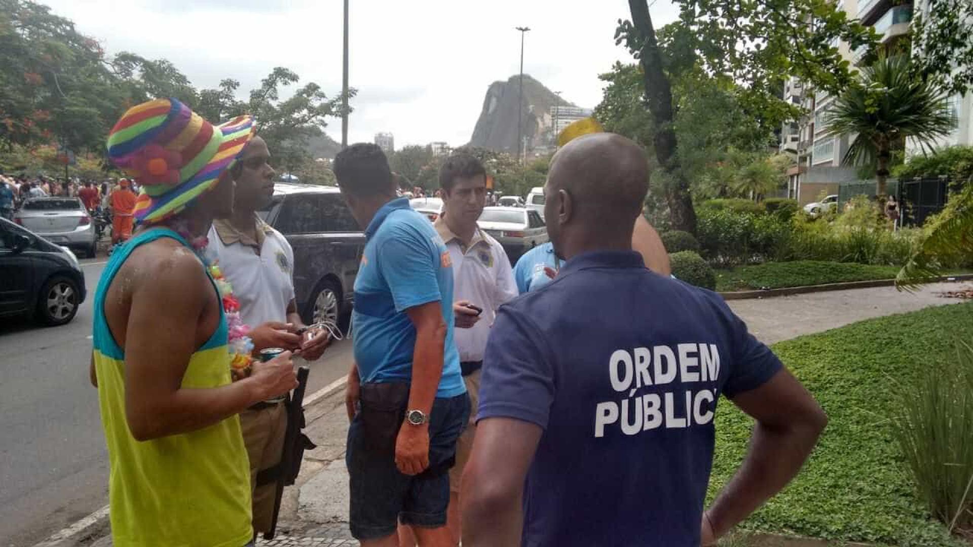 Prefeitura do Rio aperta fiscalização e já multou 533 mijões