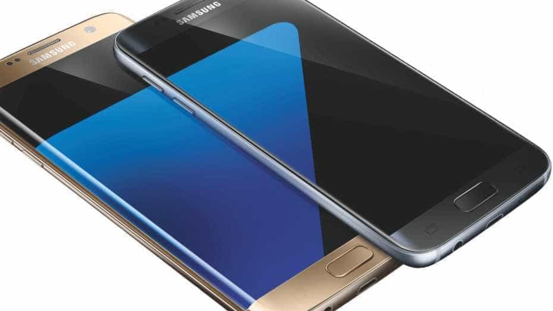 Veja quanto vão custar os novos Galaxy S7