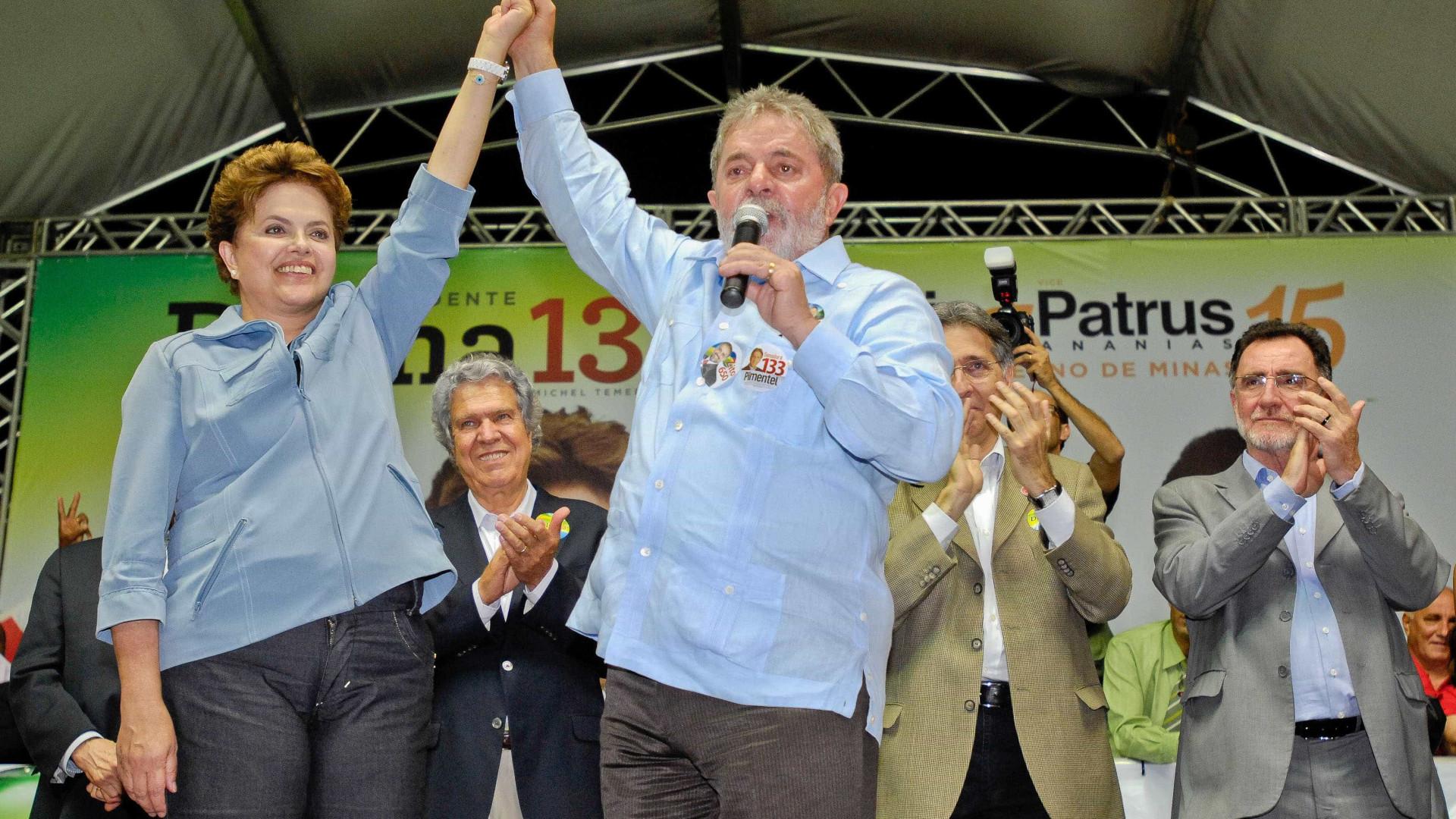 Dilma sofre pressão para colocar Lula em cargo estratégico no governo