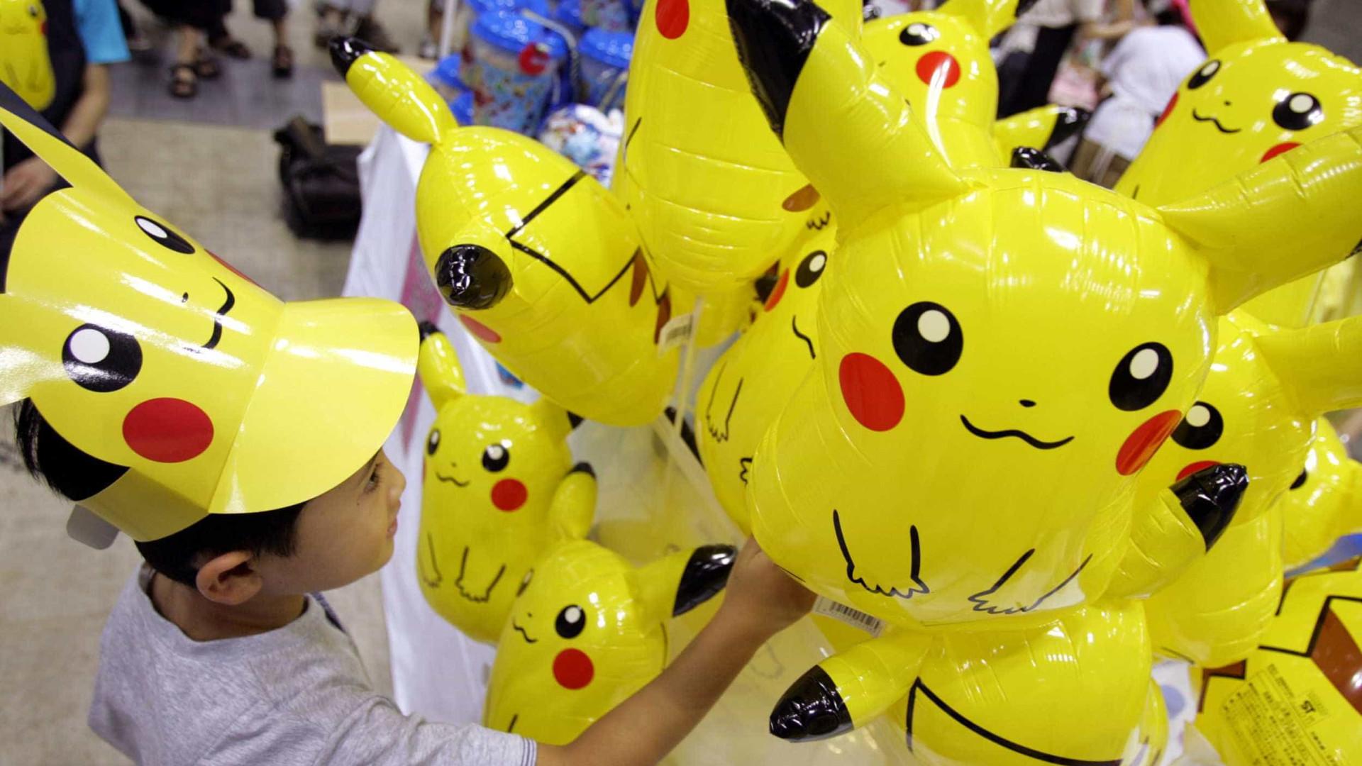 Nintendo apsota em Pokémon em novo jogo