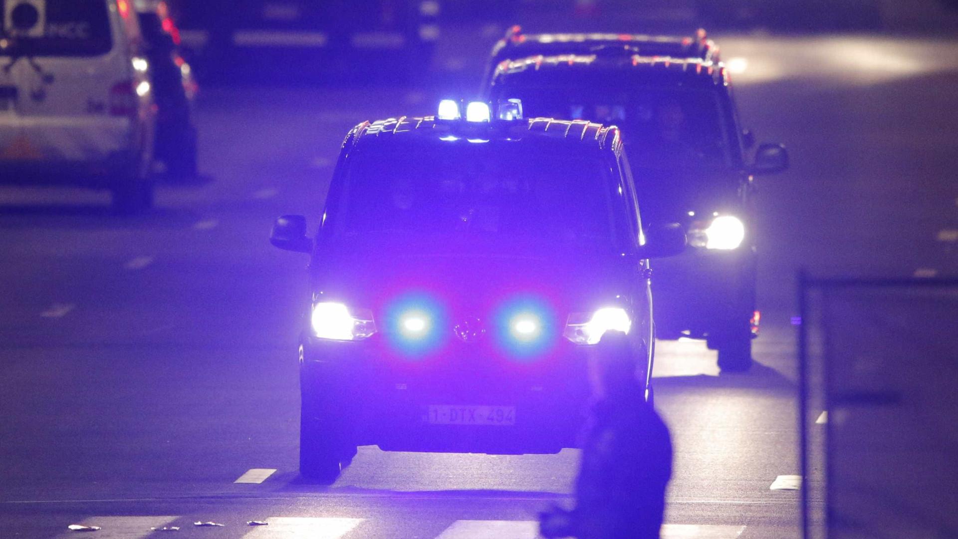 Maquinista ouviu explosão, parou metrô e 'salvou' passageiros