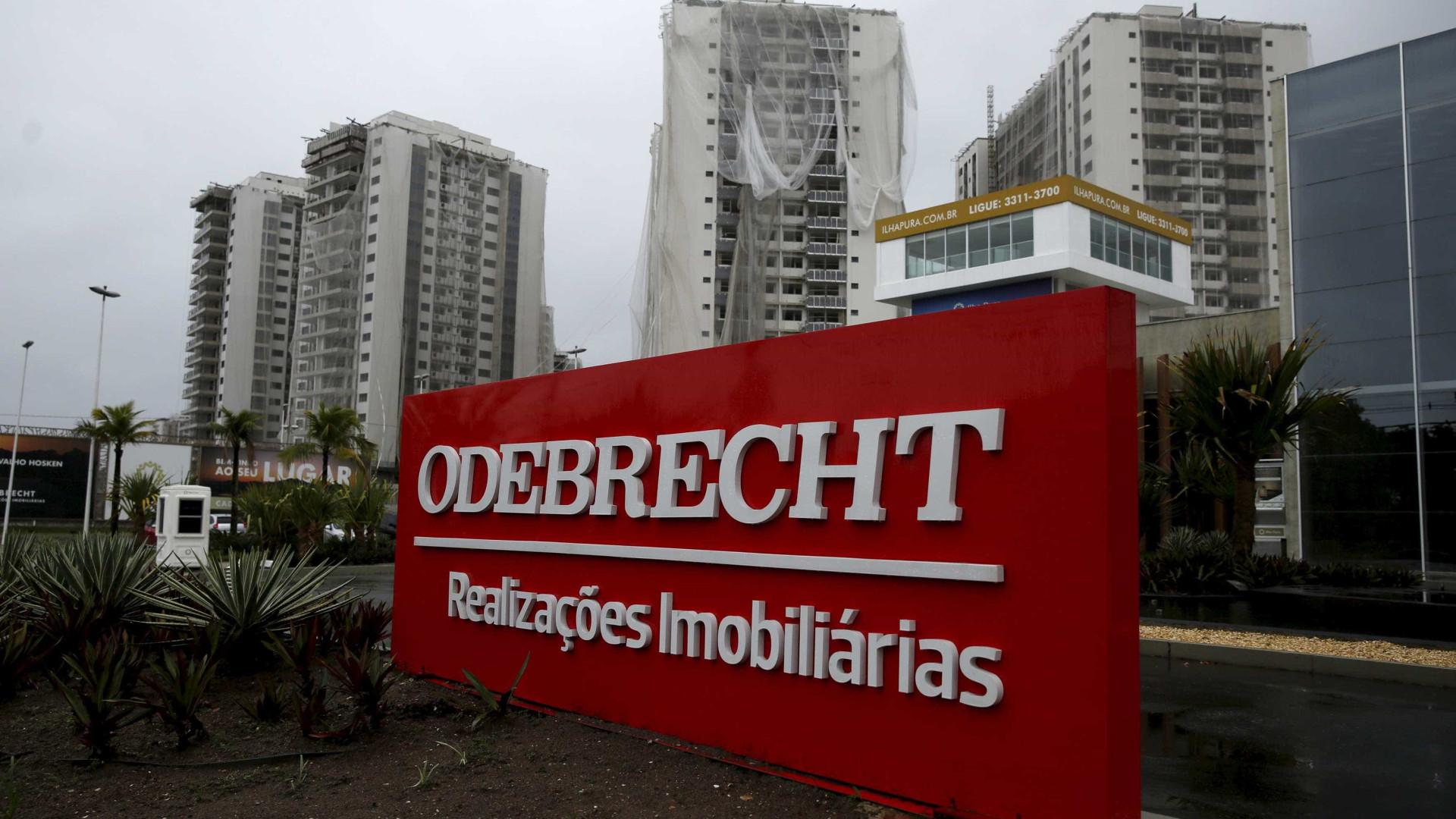 Odebrecht negocia delação para executivos