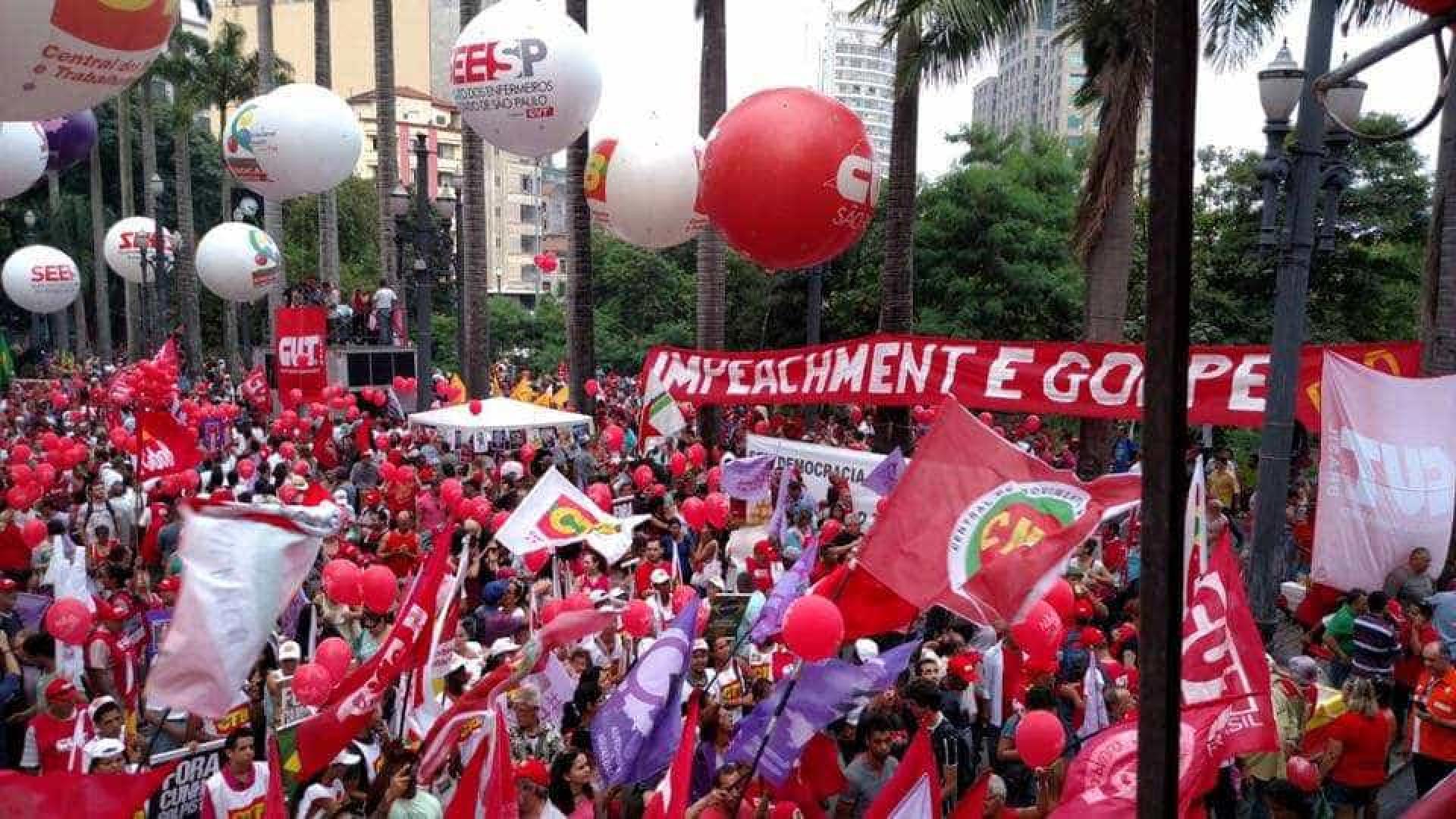 População pobre é contra impeachment, diz presidente da Faferj