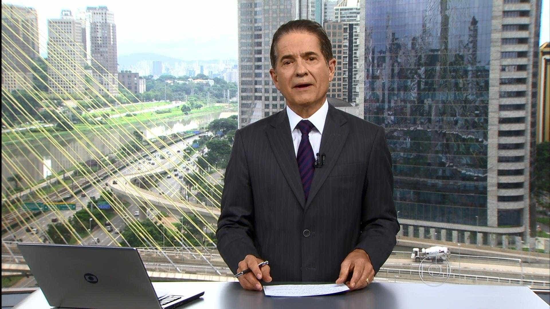 Carlos Tramontina é afastado de  jornal para cirurgia de urgência