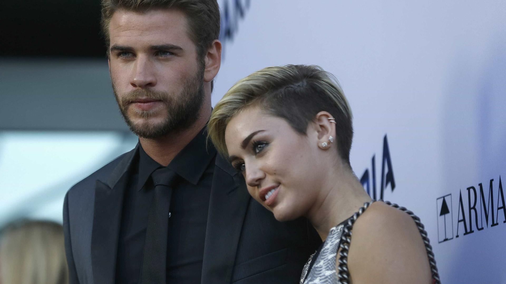 Miley Cyrus erra ao mandar mensagem  picante para ex-namorada