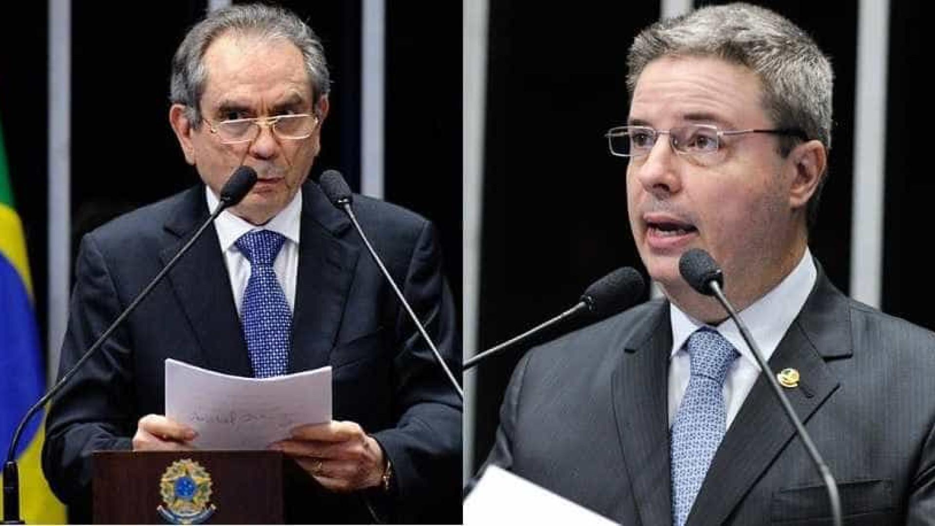 Senado: Raimundo Lira e Anastasia  vão comandar o impeachment