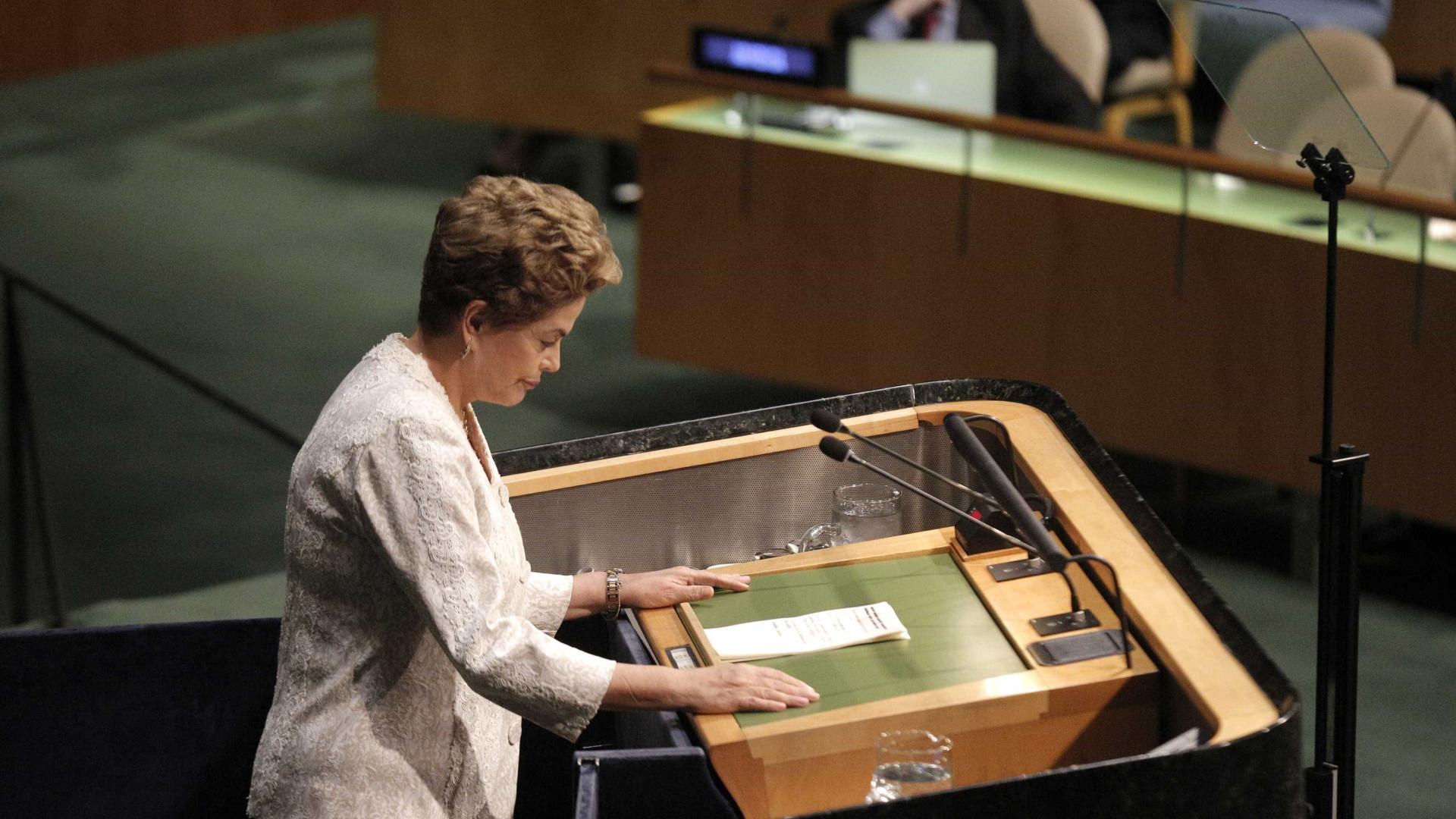 Dilma não falou em golpe porque ficou 'inibida' com a gente, diz deputado