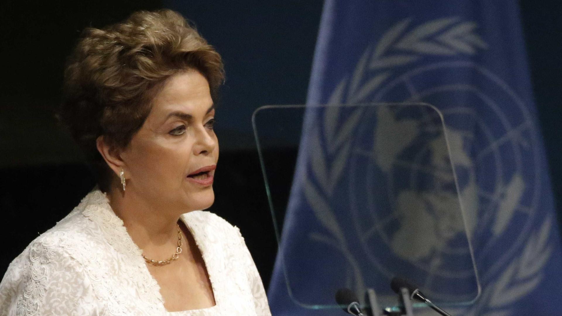 Dilma discursa na ONU e cita 'momento grave' do Brasil