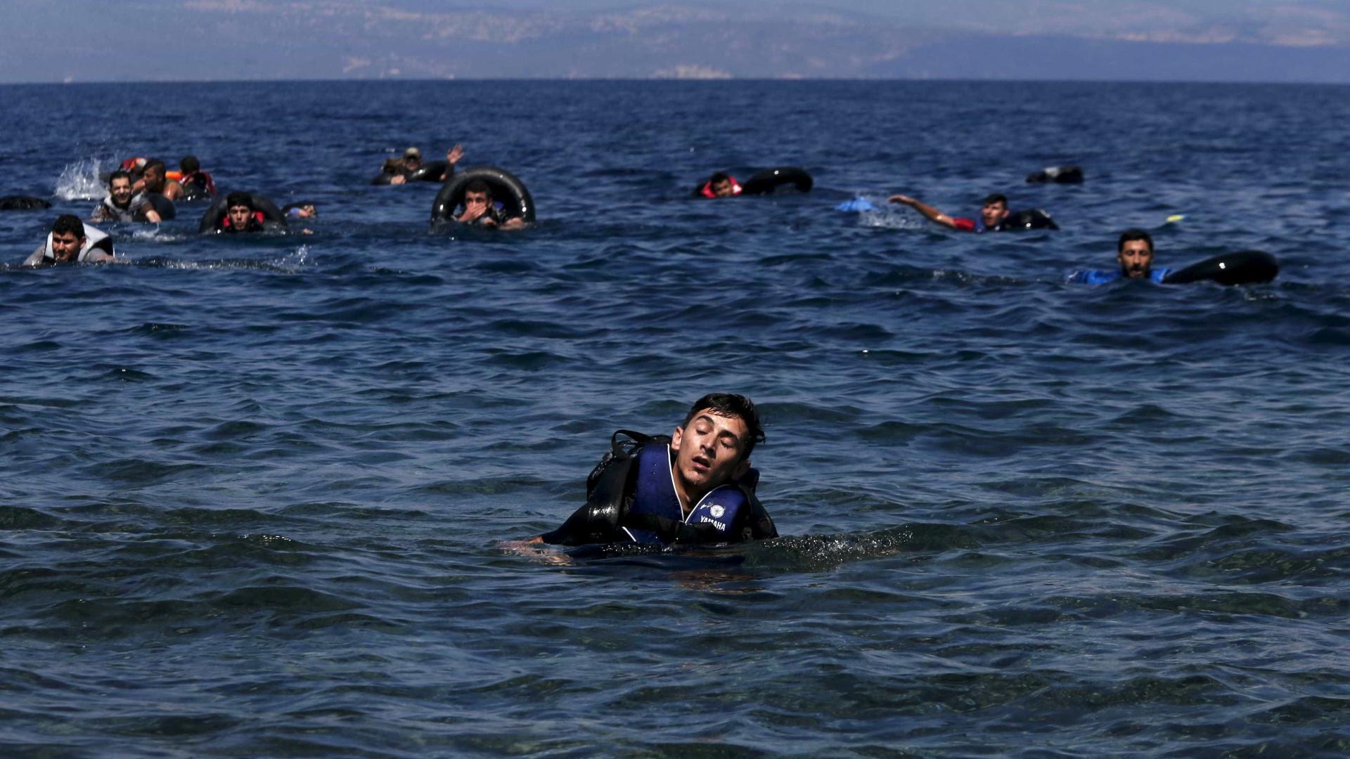 Cerca de 70 imigrantes estão desaparecidos após naufrágio na Líbia