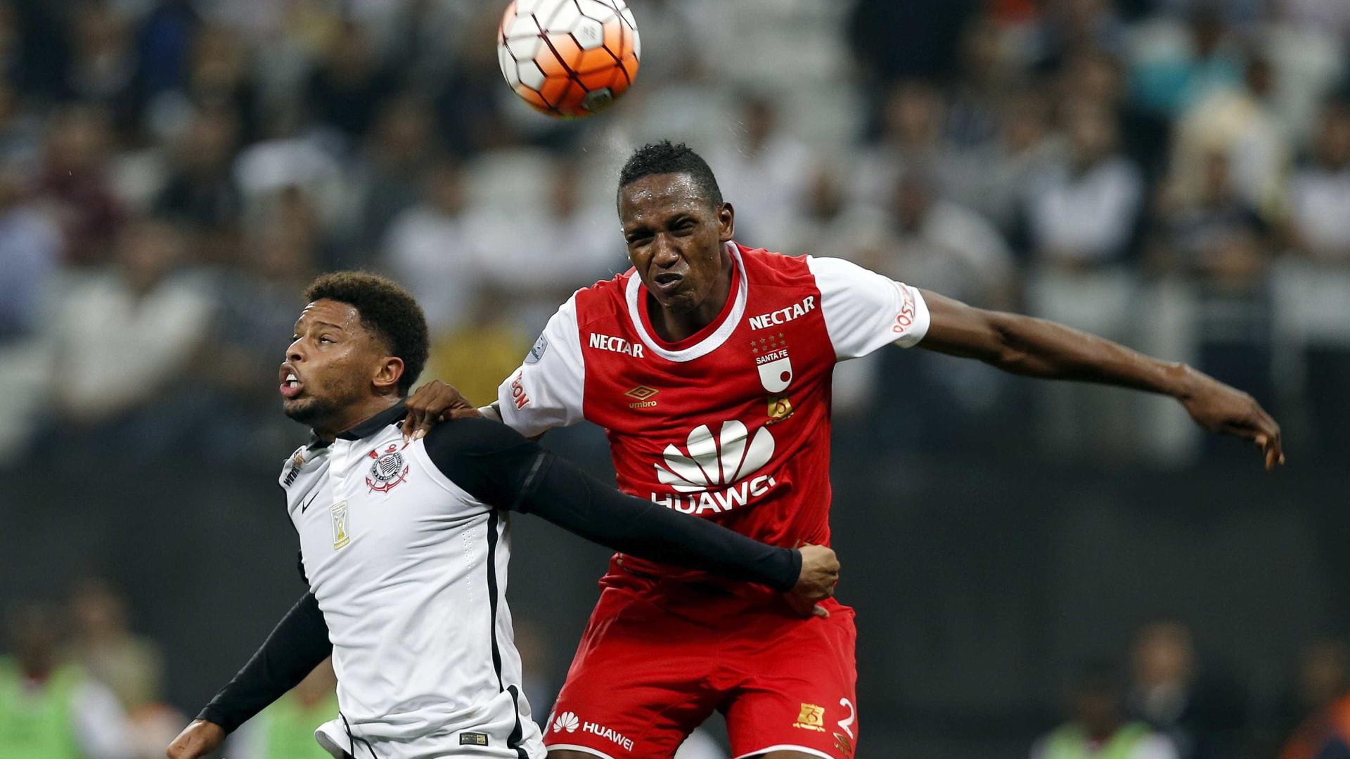 Palmeiras anuncia a contração de Yerry Mina, zagueiro do Santa Fé