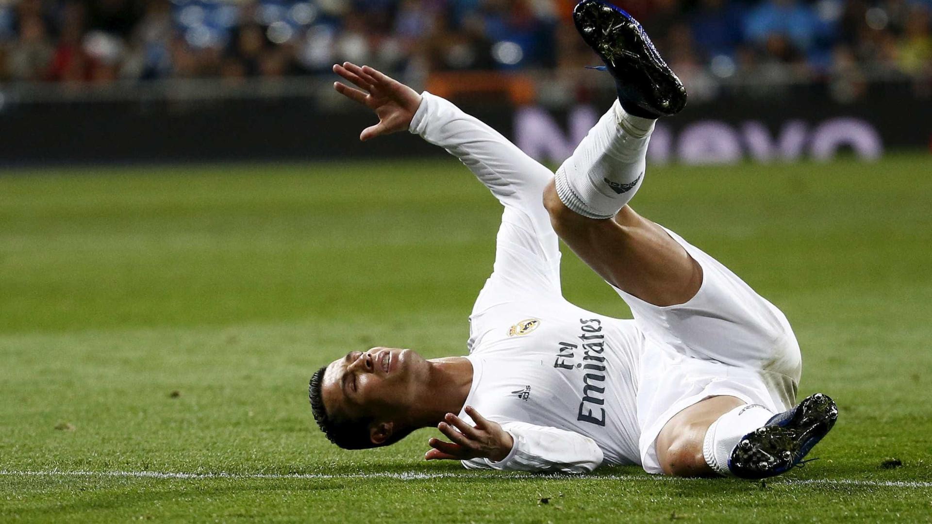Ronaldo terá que fazer infiltrações para jogar contra o City
