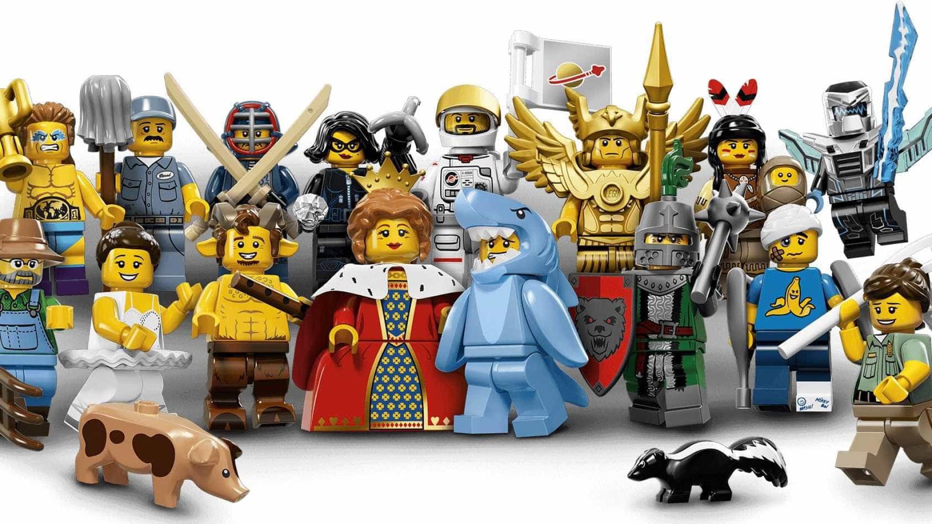 Brinquedos Lego estão cada vez mais violentos, afirma estudo